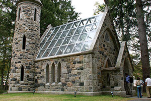 Photo of Holladay Stone Chapel